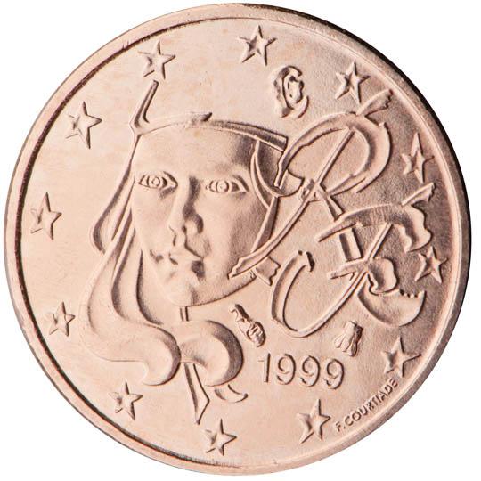 FR 1 Cent 2000 Horn of Plenty