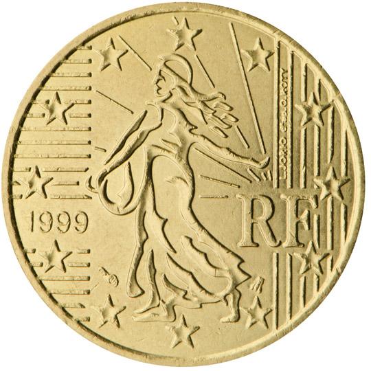 FR 50 Cent 1999 Horn of Plenty
