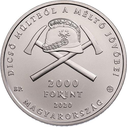 HU 2000 Forint 2020 BP