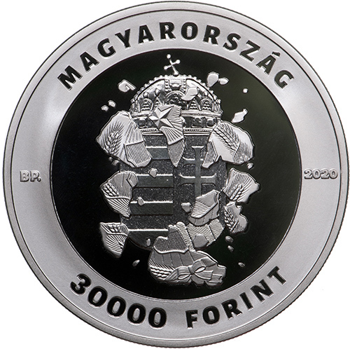 HU 30000 Forint 2020 BP