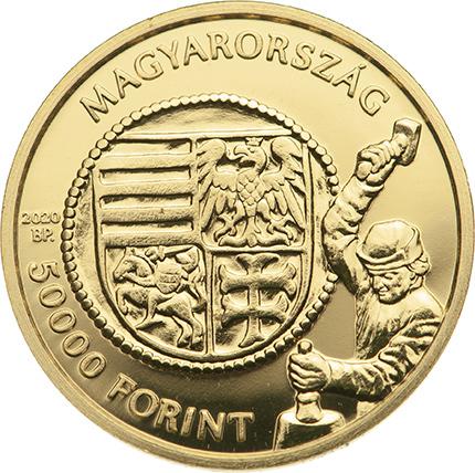 HU 50000 Forint 2020 BP