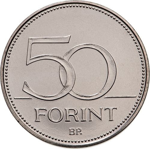 HU 50 Forint 2020 BP