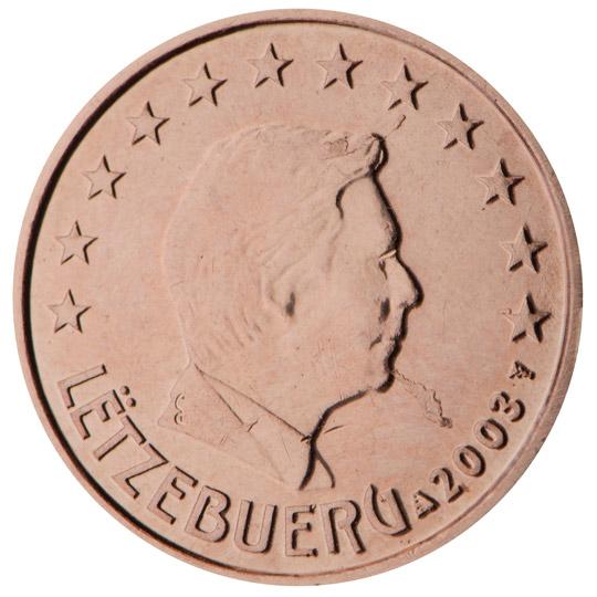 LU 1 Cent 2002 Staff of Mercury