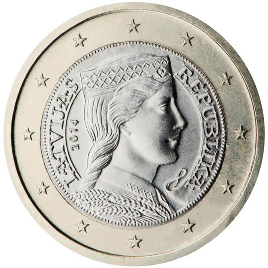 LV 1 Euro 2014
