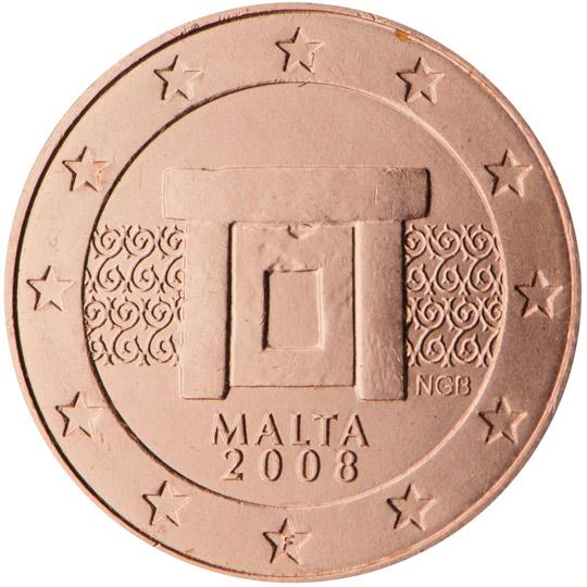 MT 1 Cent 2008 F
