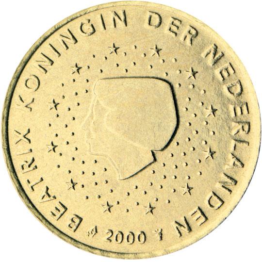NL 50 Cent 1999 Staff of Mercury