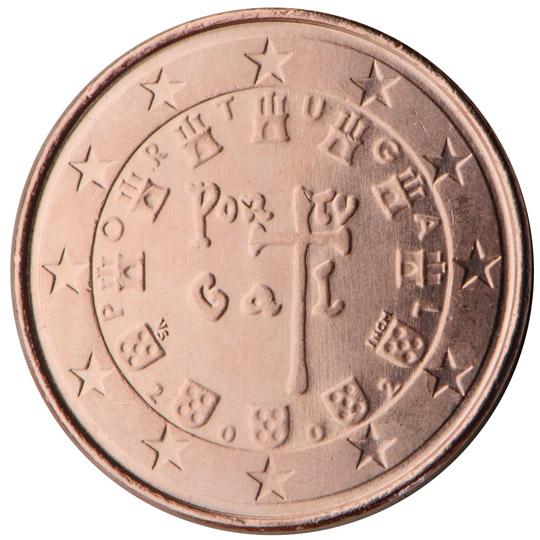 PT 1 Cent 2005 INCM