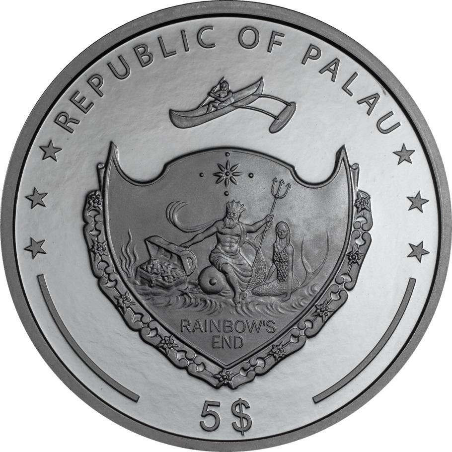 PW 5 Dollars 2021