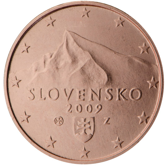 SK 1 Cent 2009 MK