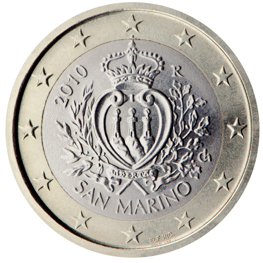 SM 1 Euro 2004 R