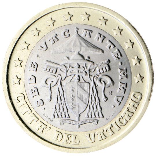 VA 1 Euro 2005 R