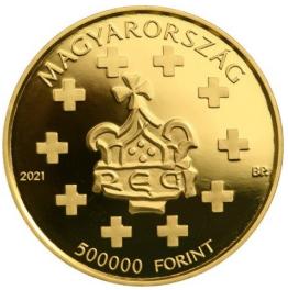 HU 500000 Forint 2021 BP