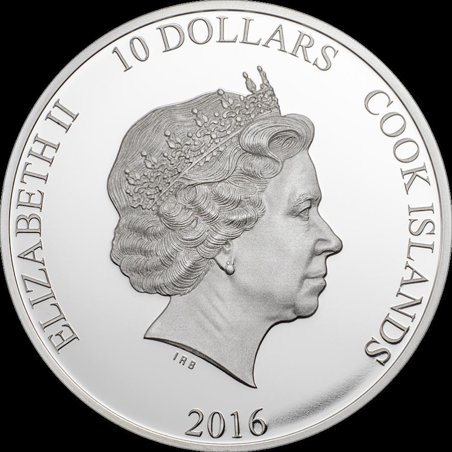 CK 10 Dollars 2016