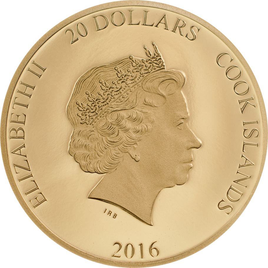 CK 20 Dollars 2016