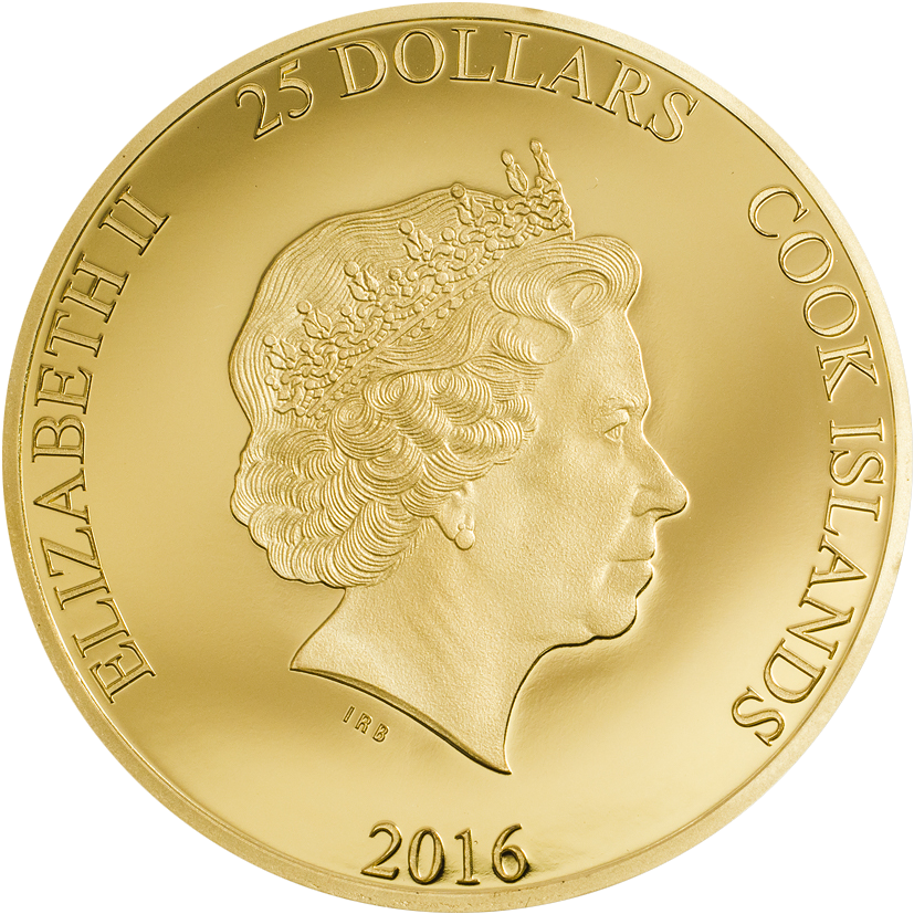 CK 25 Dollars 2016