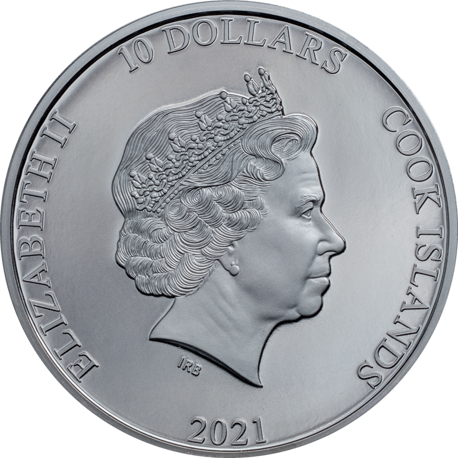 CK 10 Dollars 2021