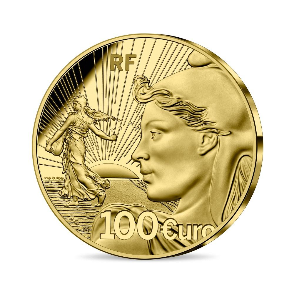 FR 100 Euro 2021
