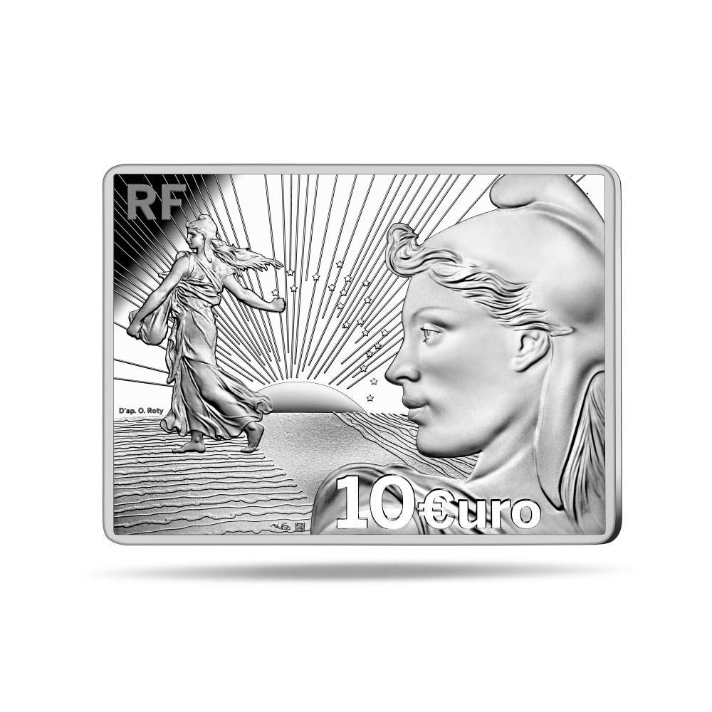 FR 10 Euro 2021