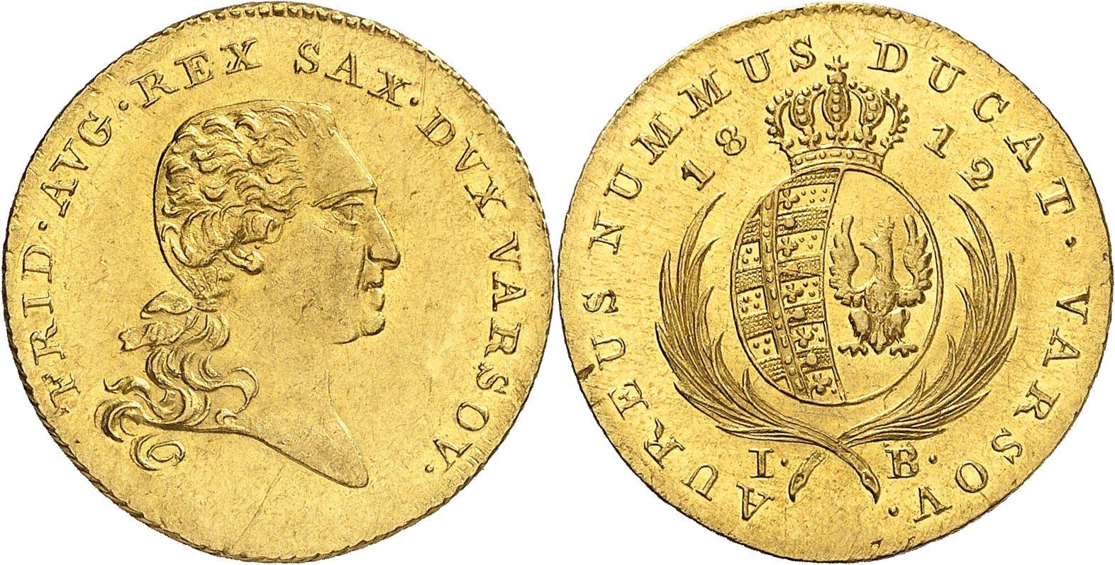 PL Ducat 1812