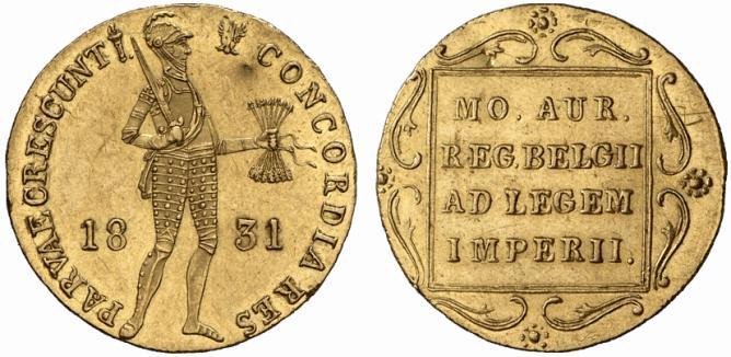 PL Ducat 1831