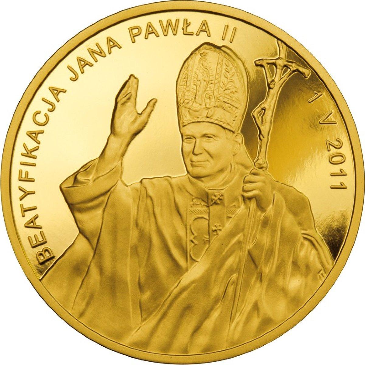 PL 1000 Zloty 2011 monogram MW