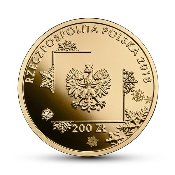 PL 10 Zloty 2018 monogram MW