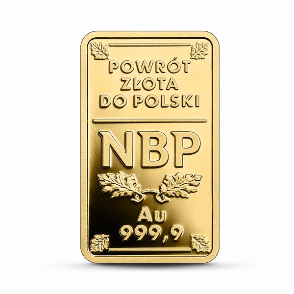 PL 100 Zloty 2019 monogram MW