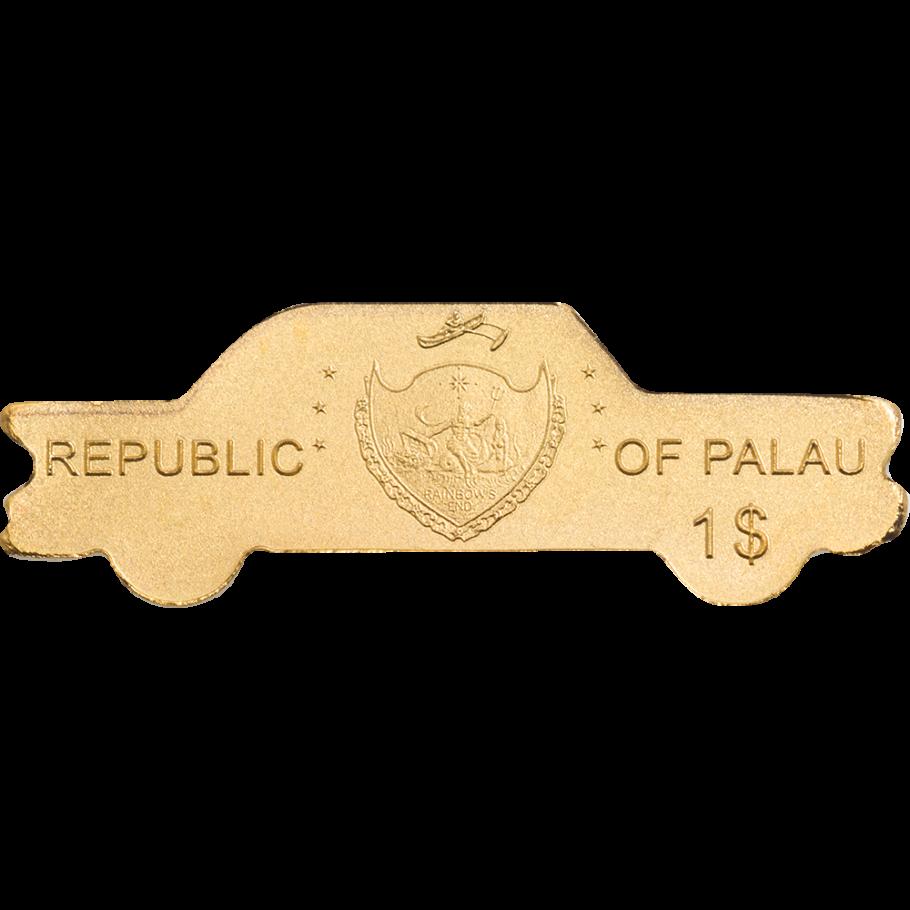 PW 1 Dollar 2021
