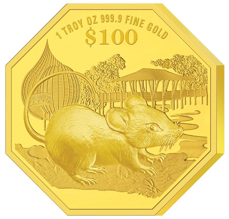 SG 100 Dollars 2020