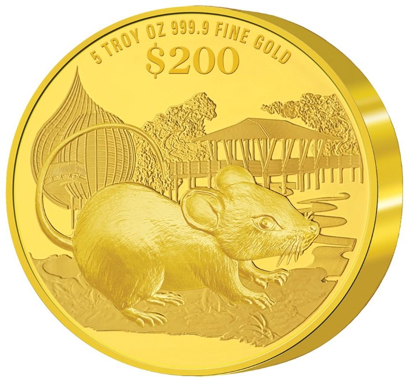 SG 200 Dollars 2020