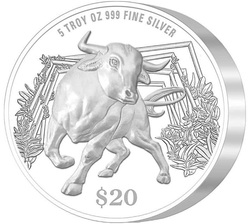 SG 20 Dollars 2021