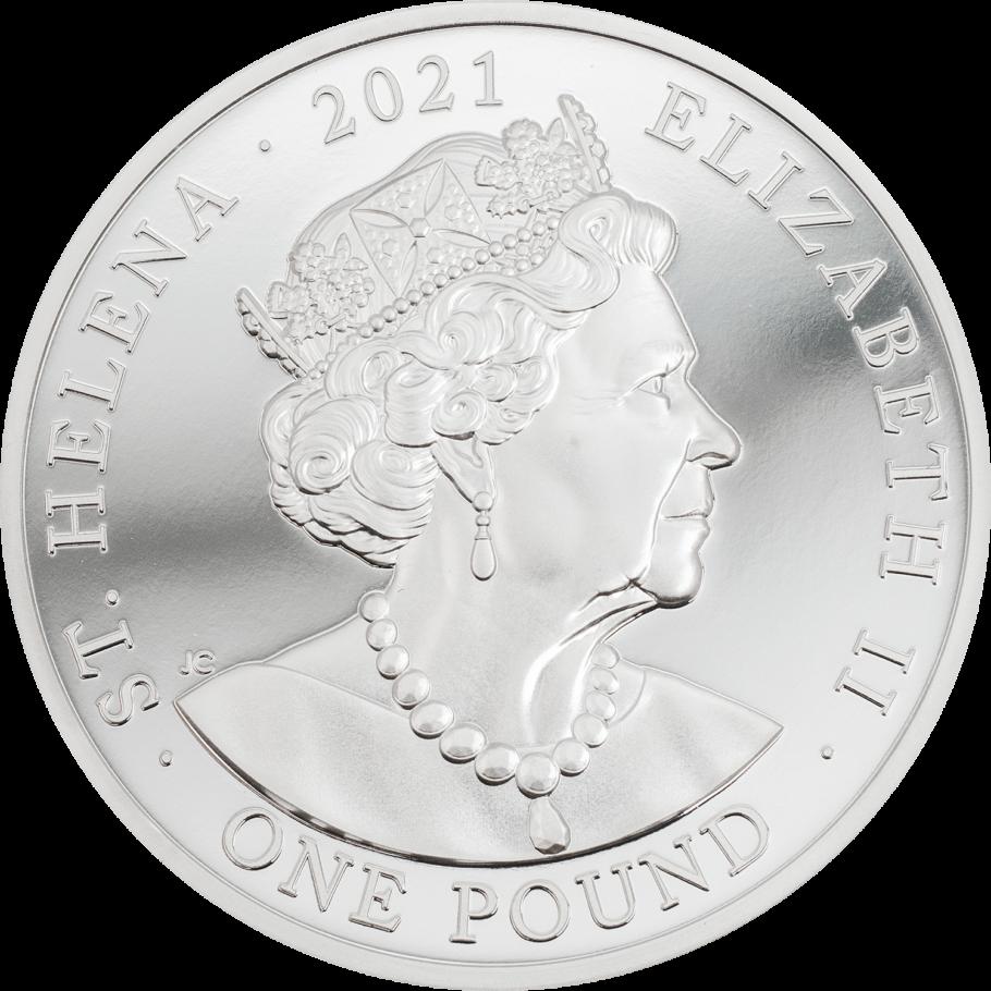 SH 1 Pound 2021 The East India Company logo