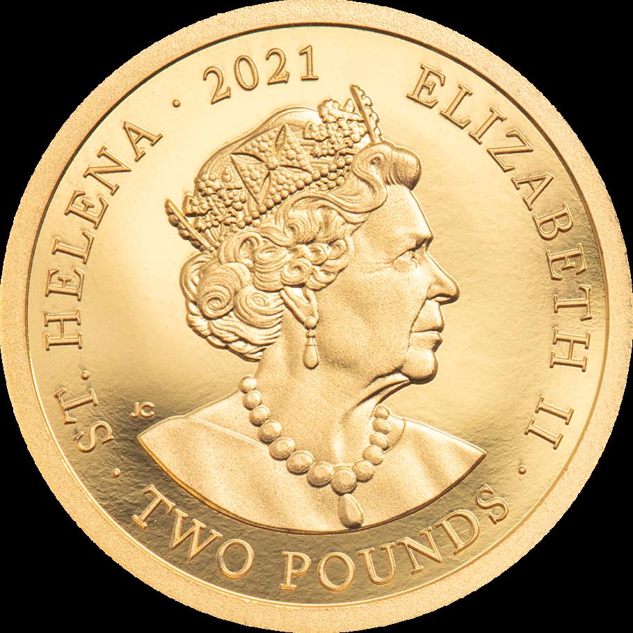 SH 2 Pounds 2021 The East India Company logo