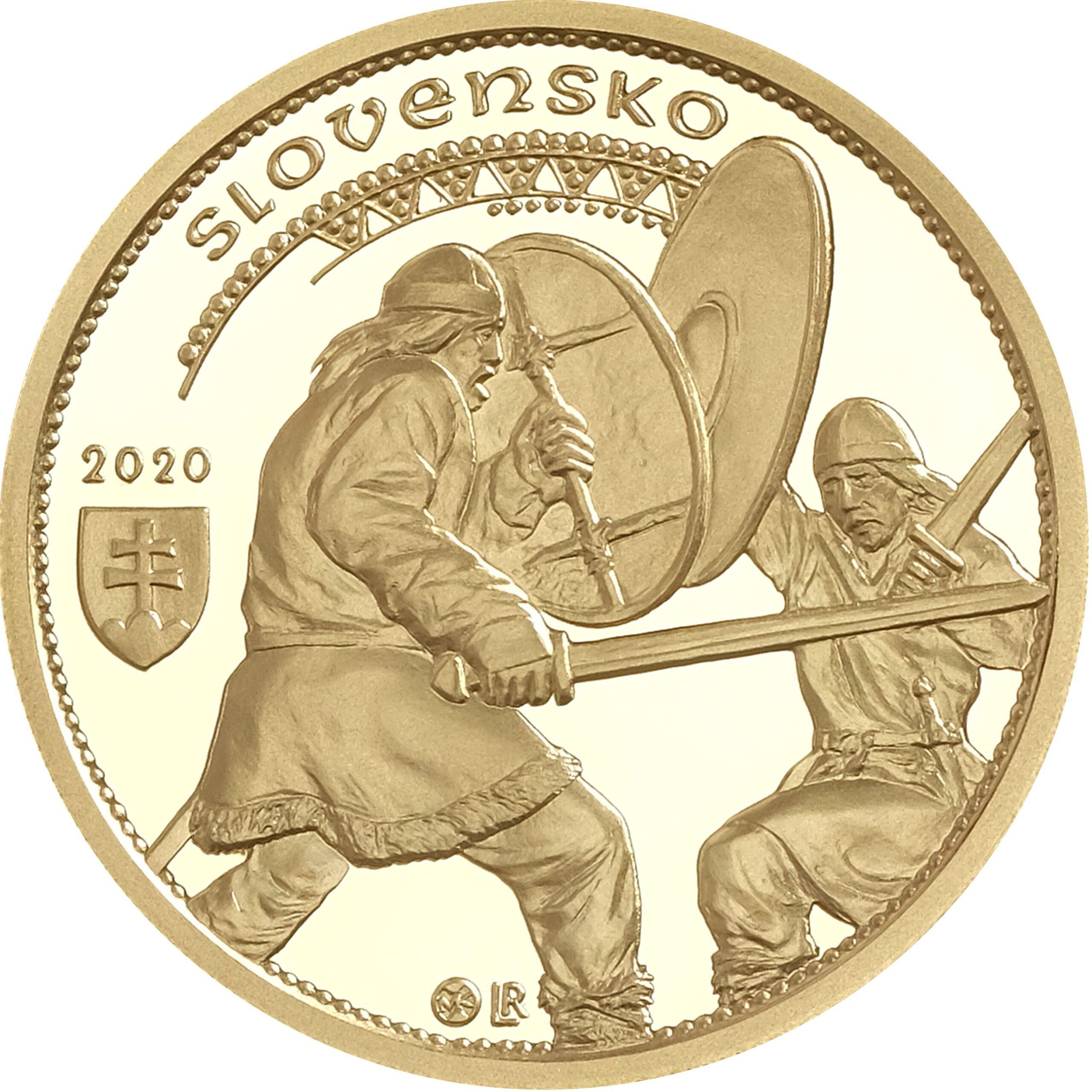 SK 100 Euro 2020 MK
