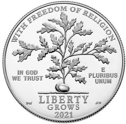 US 100 Dollars 2021 W