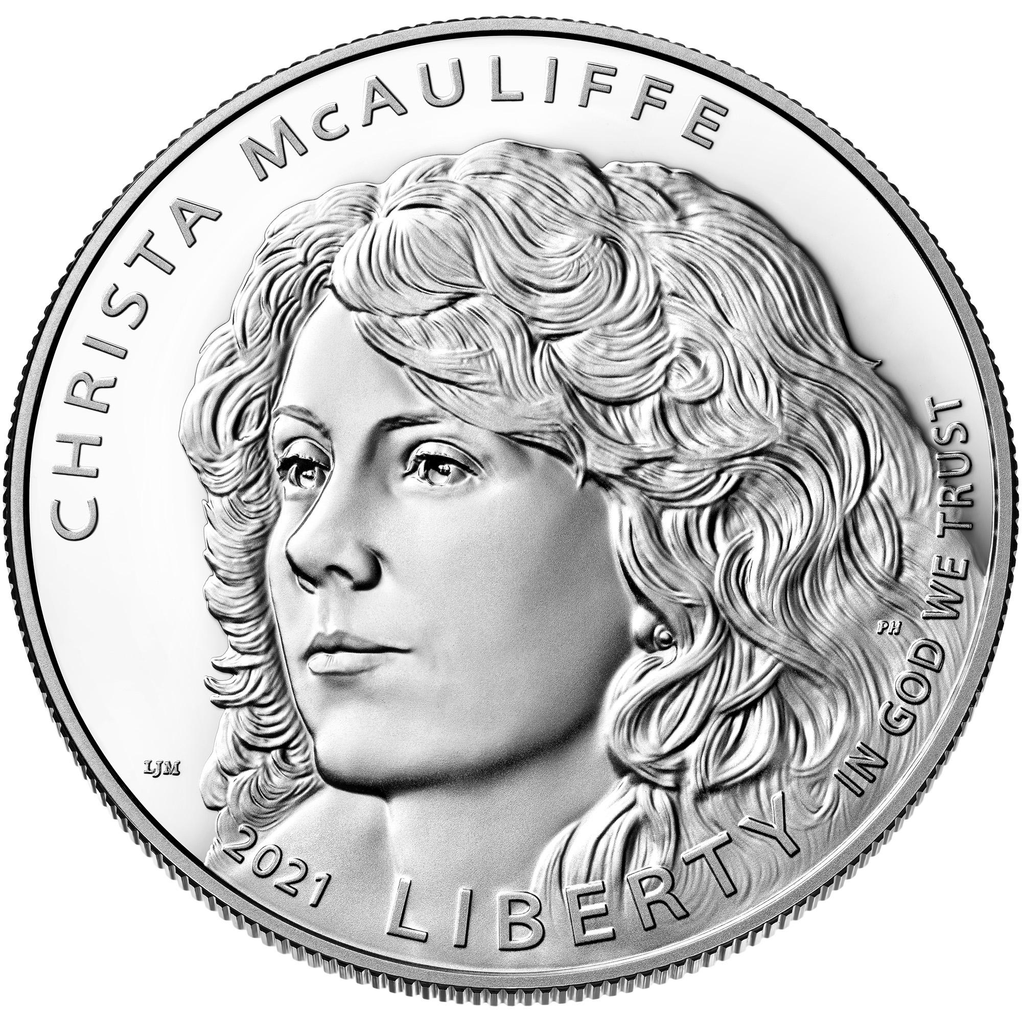 US 1 Dollar 2021 P