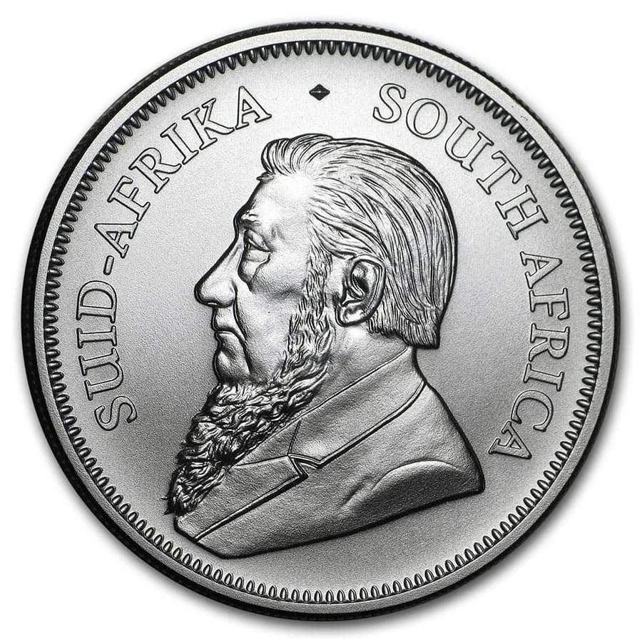 ZA 1 Rand 2021