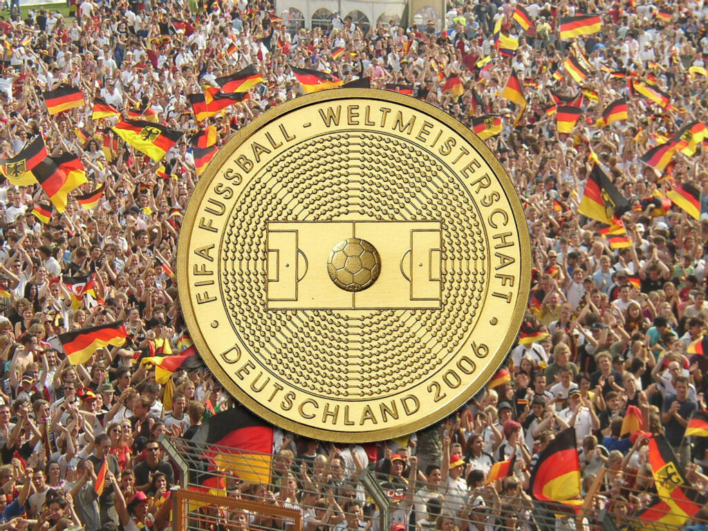 Olympics, World Championships and Everything Where Germany Flies the Flag