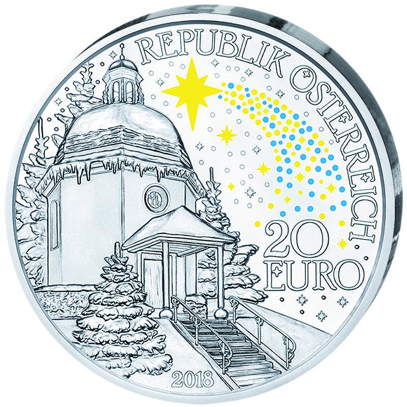 AT 20 Euro 2018