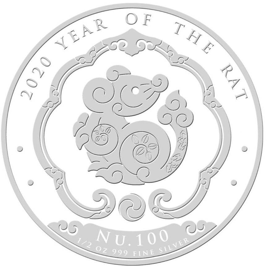 BT 100 Ngultrum 2020