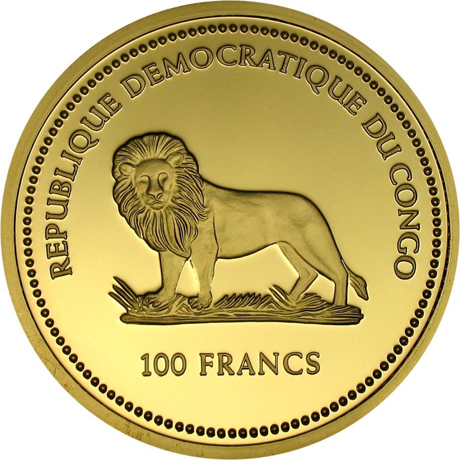 CD 100 Francs 2005
