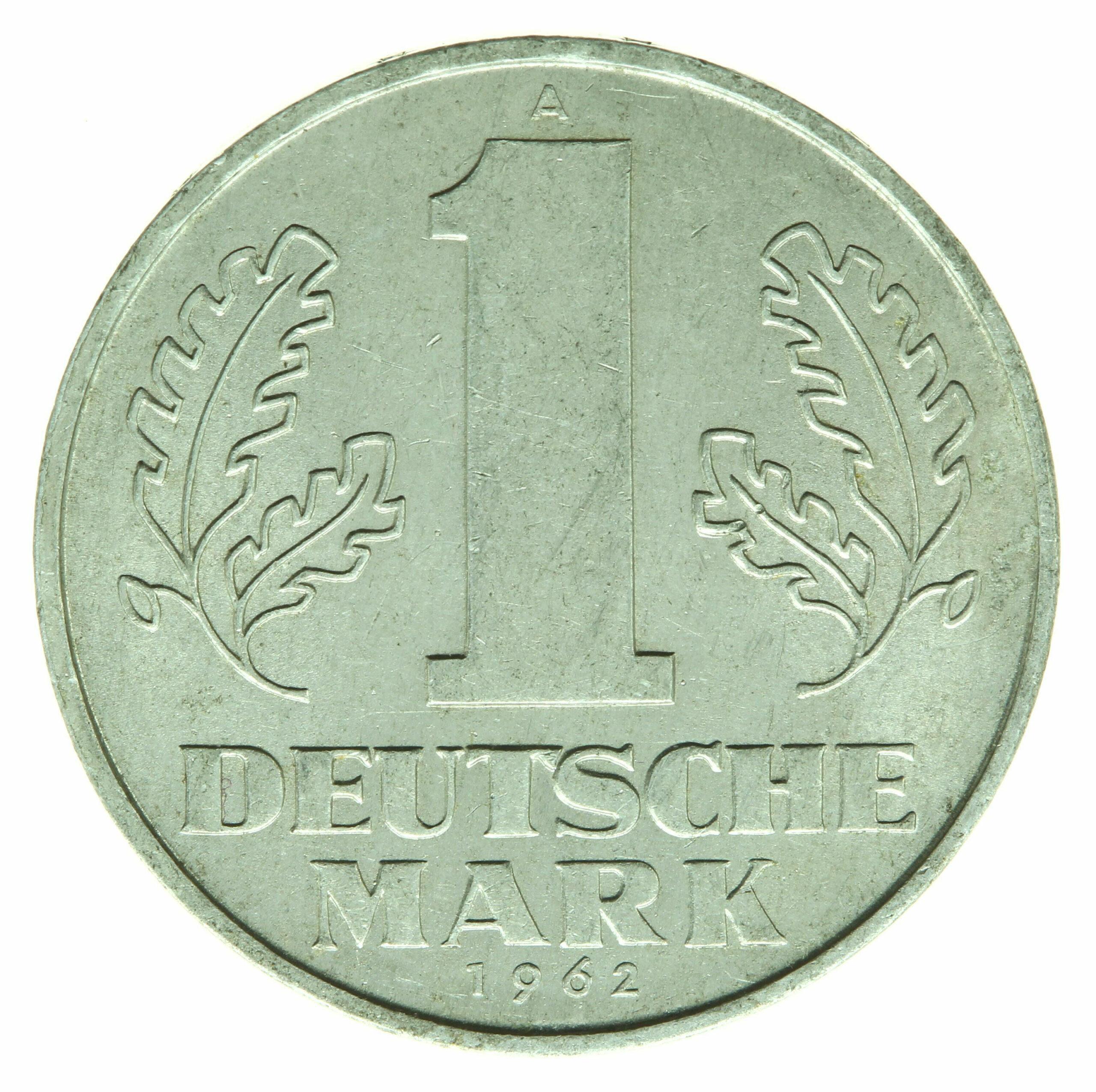 DE 1 Deutsche Mark (Ost) 1962 A