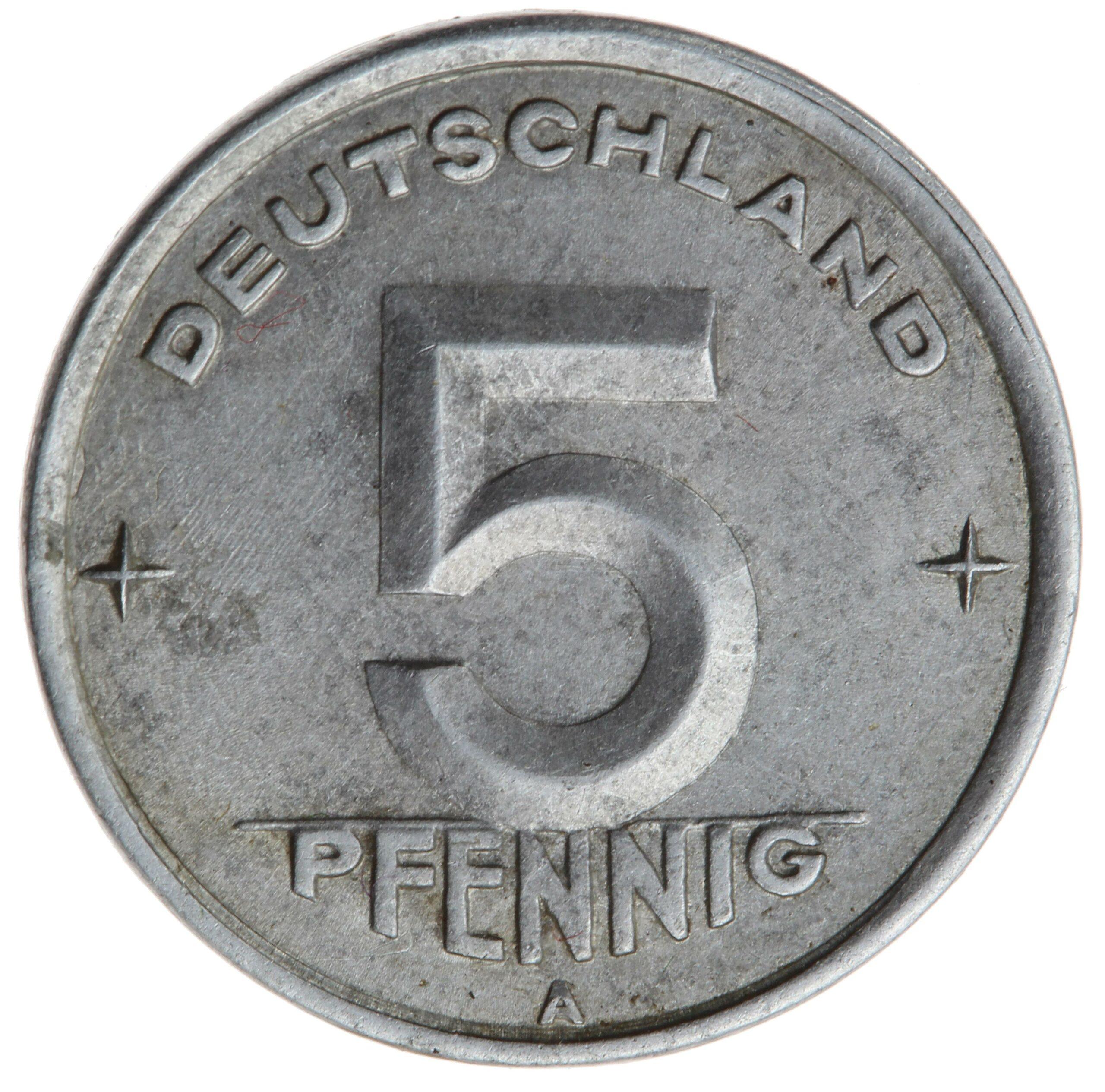 DE 5 Pfennig 1948 A