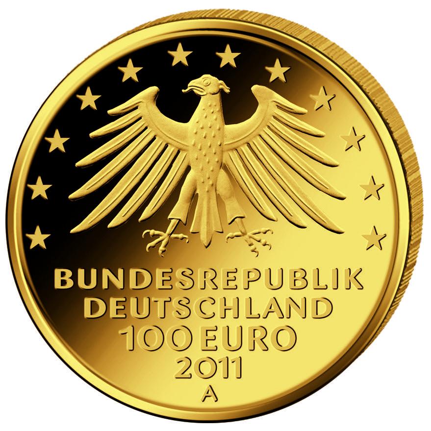 DE 100 Euro 2011 A