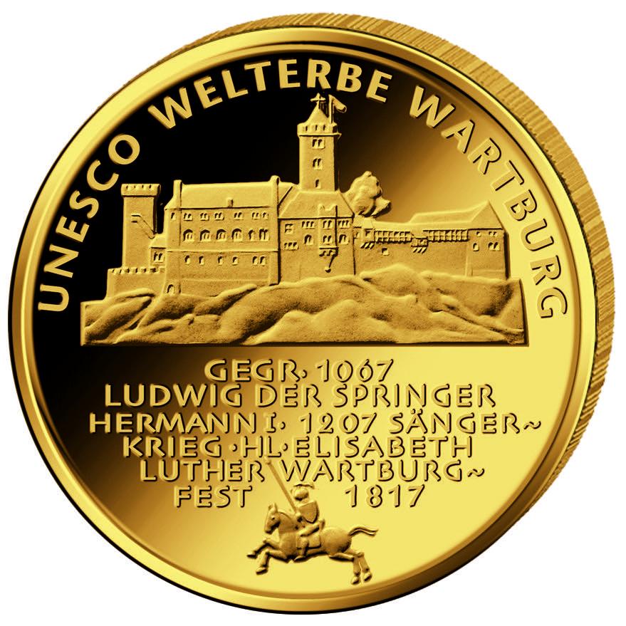 DE 100 Euro 2011 F