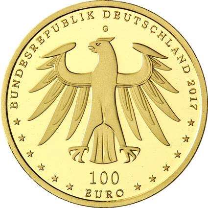 DE 100 Euro 2017 G
