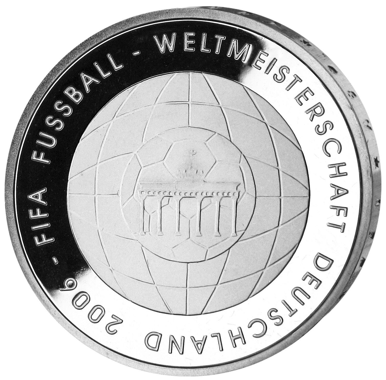 DE 10 Euro 2006