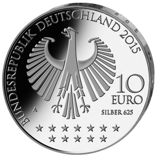DE 10 Euro 2015 A