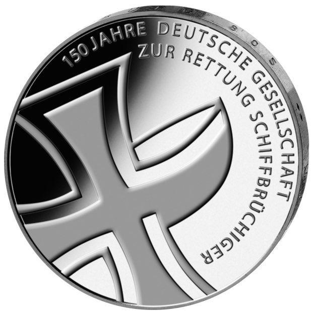 DE 10 Euro 2015 J