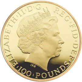 GB 100 Pounds 2015